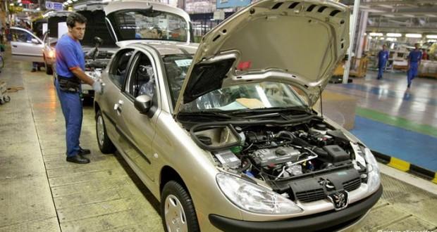 جدول/ قیمت انواع خودرو داخل