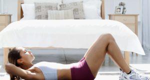ورزش های آرامبخش را در خانه انجام دهید