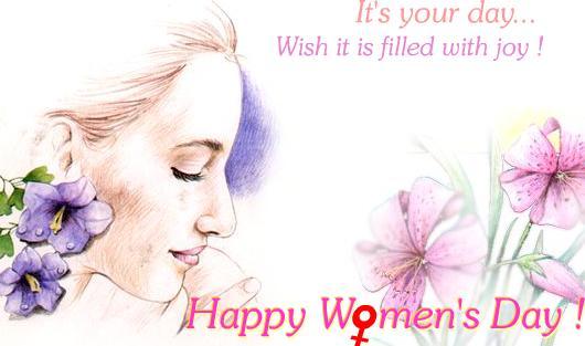 جشن روز زن در شهر بوخوم
